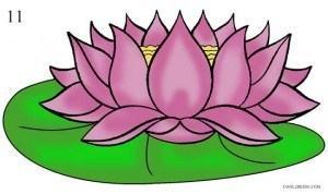 Hướng dẫn vẽ: Cách vẽ hoa hồng Sideview