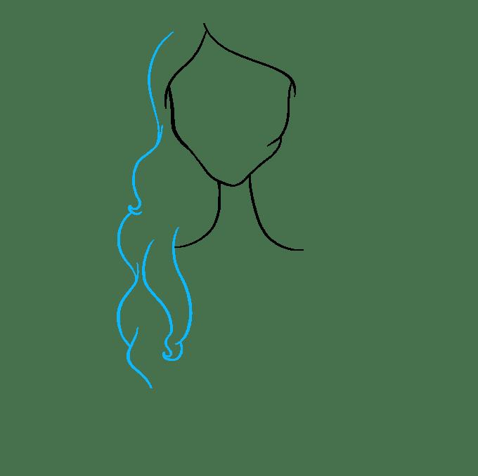 Cách vẽ cô dâu Corpse: Bước 4