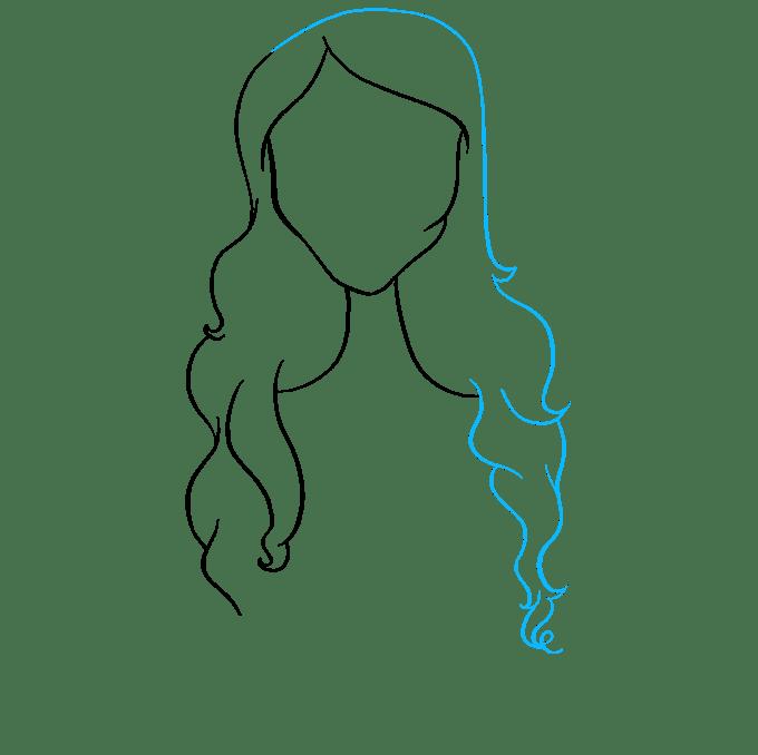Cách vẽ cô dâu Corpse: Bước 5