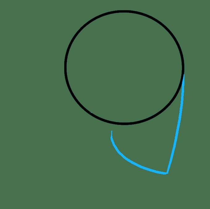 Cách vẽ Dreadlocks: Bước 2