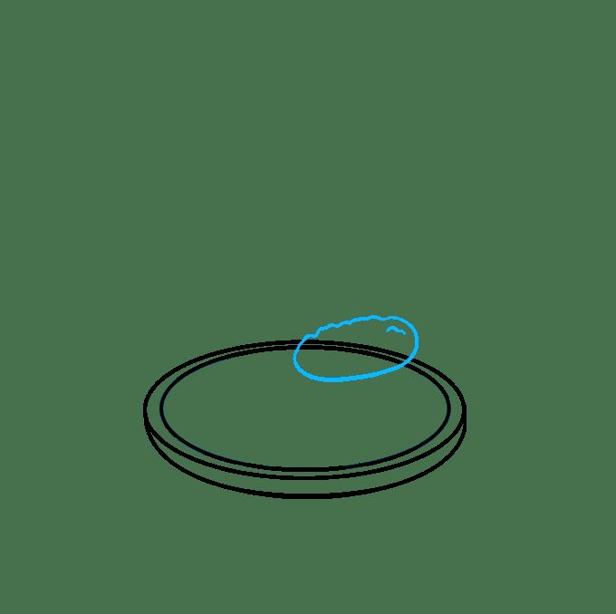 Cách vẽ Cookies: Bước 3