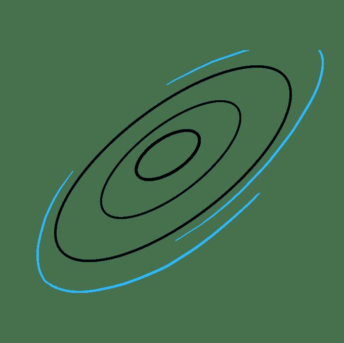 """Cách vẽ thiên hà: Bước 4 """"srcset ="""" https://vẽ.vn/wp-content/uploads/2018/10/Galax-04.png"""