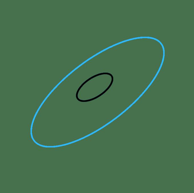 Cách vẽ Galaxy: Bước 2