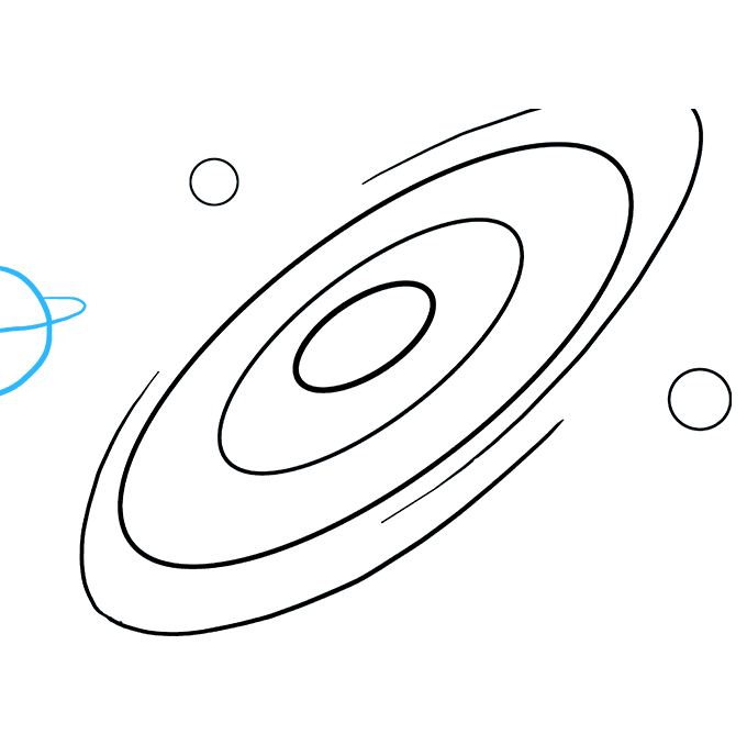 """Cách vẽ thiên hà: Bước 7 """"srcset ="""" https://vẽ.vn/wp-content/uploads/2018/10/Galax-07.png"""