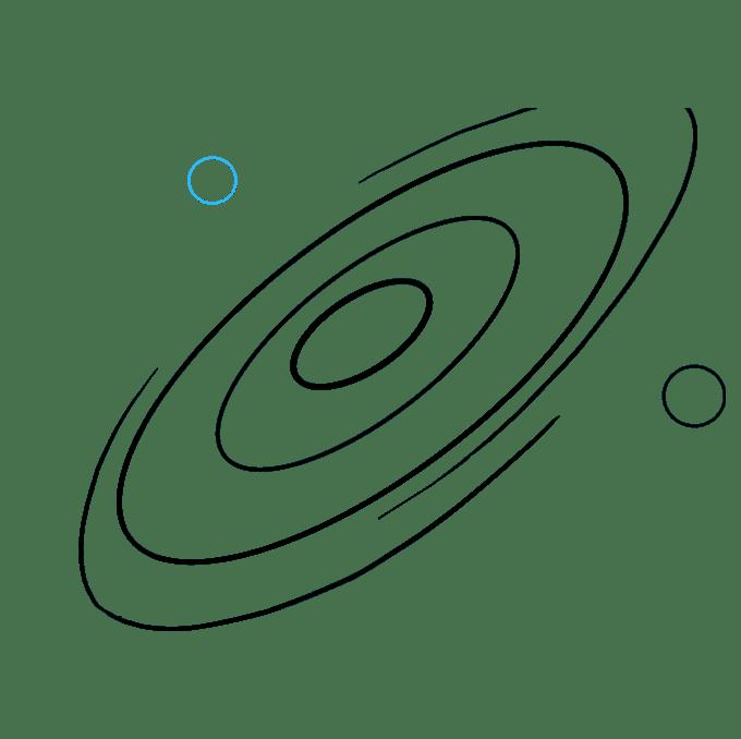 """Cách vẽ thiên hà: Bước 6 """"srcset ="""" https://vẽ.vn/wp-content/uploads/2018/10/Galax-06.png"""