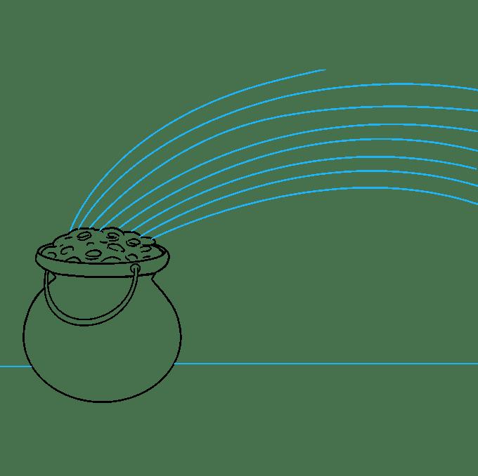 Cách rút nồi vàng: Bước 9