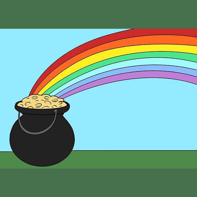 Cách rút nồi vàng: Bước 10