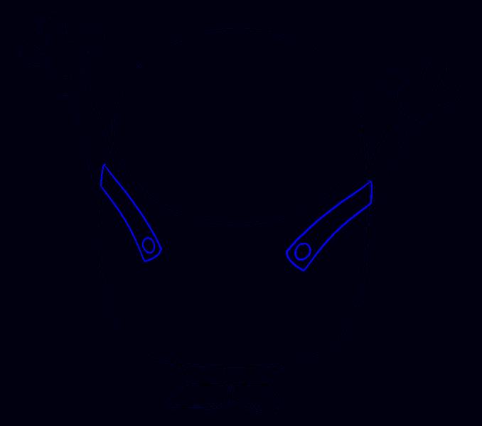 Cách vẽ Bob the Minion: Bước 9